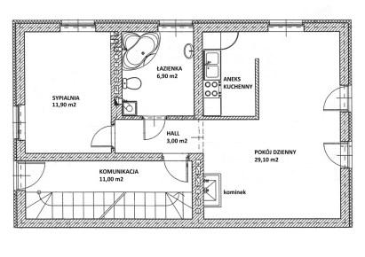 mieszkanie na sprzedaż - Siechnice (gw), Radwanice